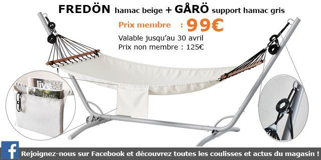 Offre Ikea Family Ikea Family Hamac Ikea