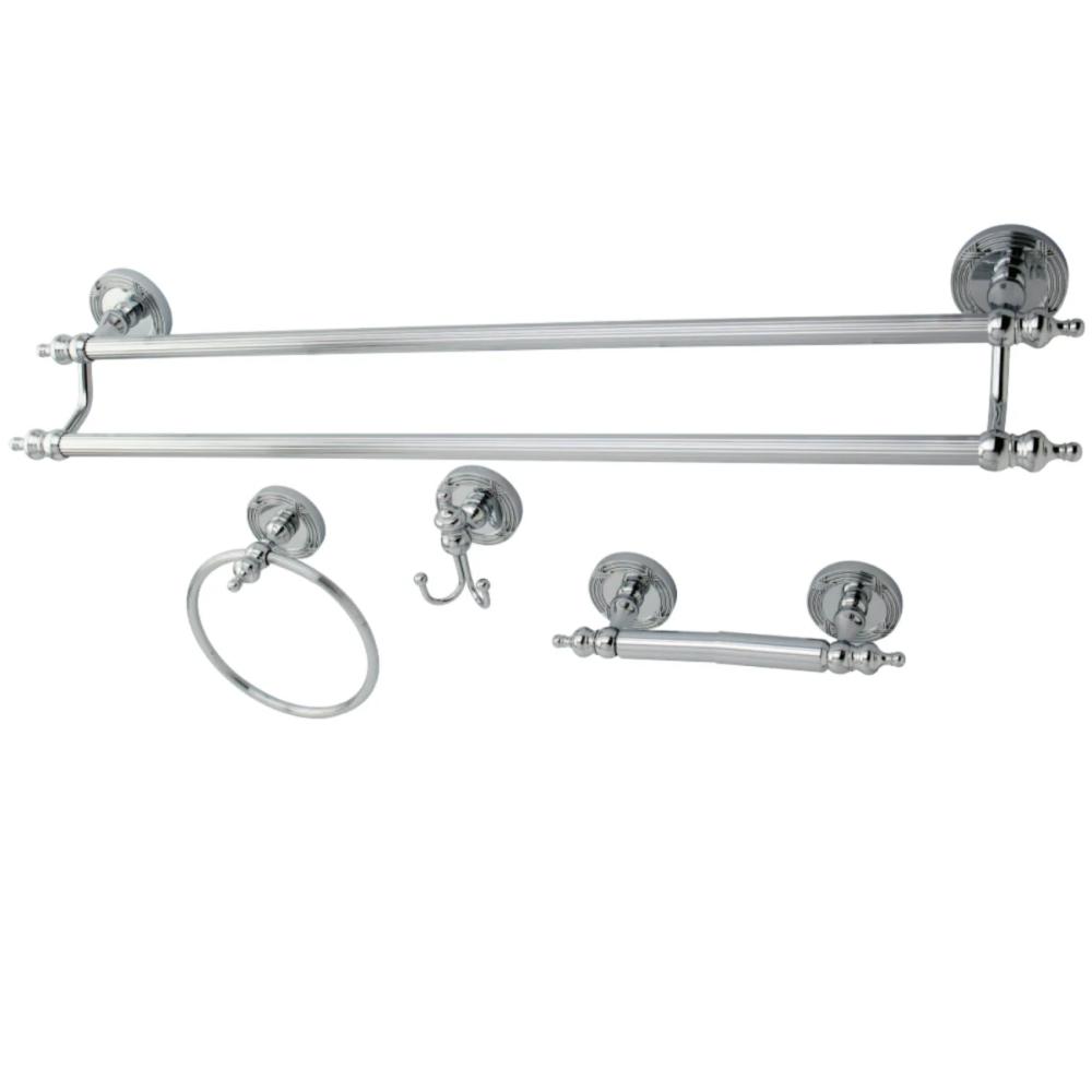 Kingston Brass Bak9913478c Polished Chrome Concord Bathroom