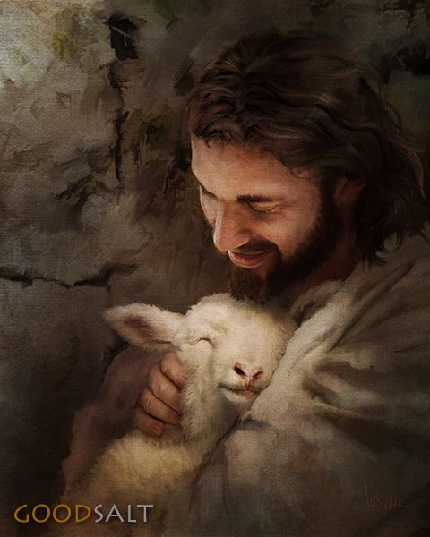 "The Lord is My Shepherd"" by Lars Justinen 