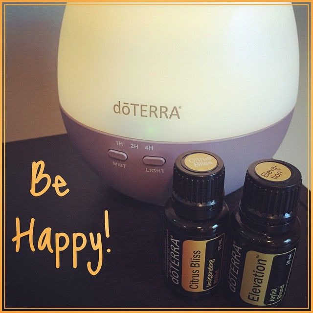 """""""Citrus Bliss + Elevation is sure to put you in a good mood. Put a few drops of each oil blend in your diffuser and be happy!!"""" Photo taken by @simplyessentialnj on Instagram, pinned via the InstaPin iOS App! http://www.instapinapp.com (06/12/2015)"""