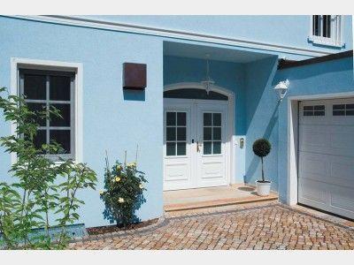 Eingang Stadtvilla Berger | Außengestaltung & Fassaden | Pinterest