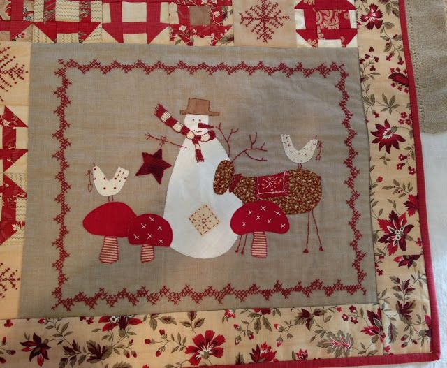 Humble Quilts Scandinavian Christmas Christmas Quilts Free Motion Quilting Patterns Machine Quilting Designs