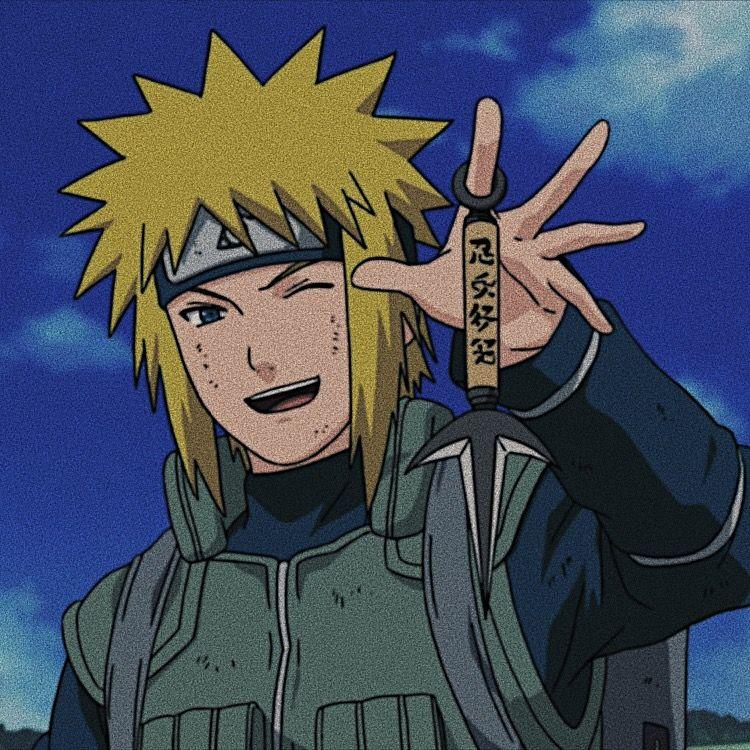 𝑴𝒊𝒏𝒂𝒕𝒐 𝑵𝒂𝒎𝒊𝒌𝒂𝒛𝒆 Anime Naruto Minato Anime Naruto