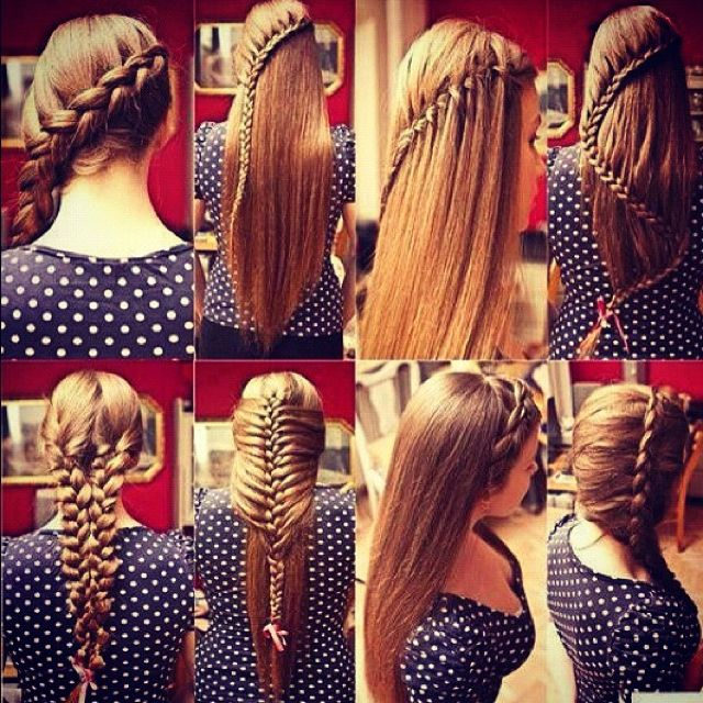Some New Hairstyles Hair Styles Long Hair Styles Hair Inspiration