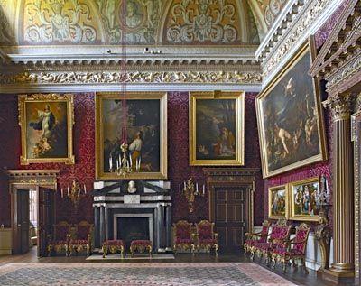 Houghton Hall Interiors