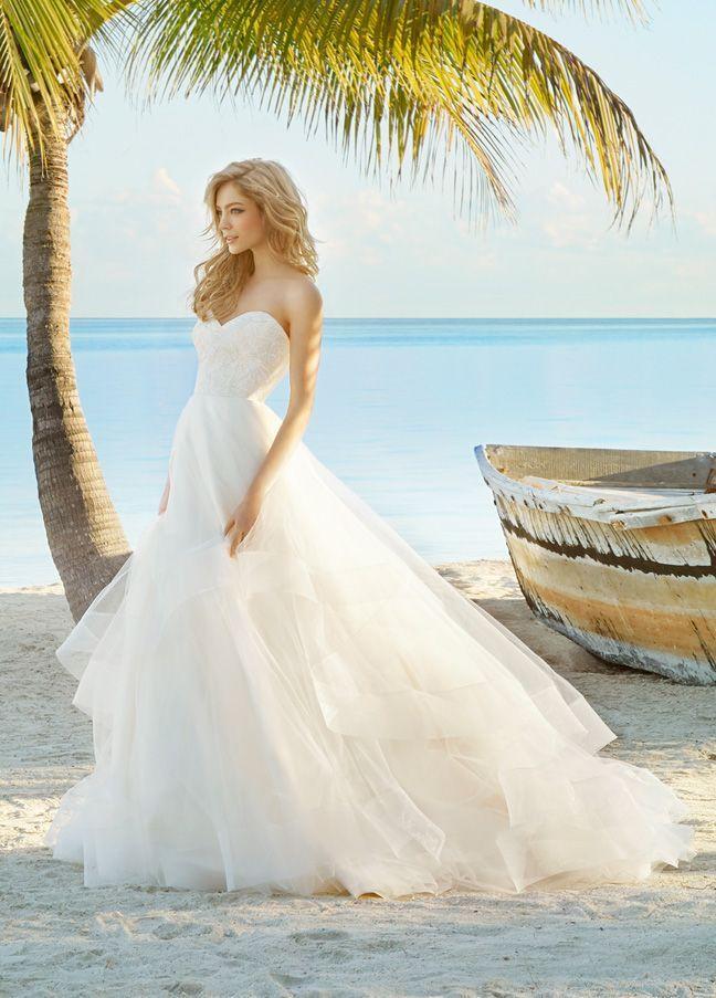 Blush by Hayley Paige Wedding Dress Maisie