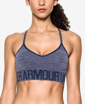e4d5e746fb UNDER ARMOUR Under Armour Low-Impact Heathered Sports Bra.  underarmour   cloth   tops