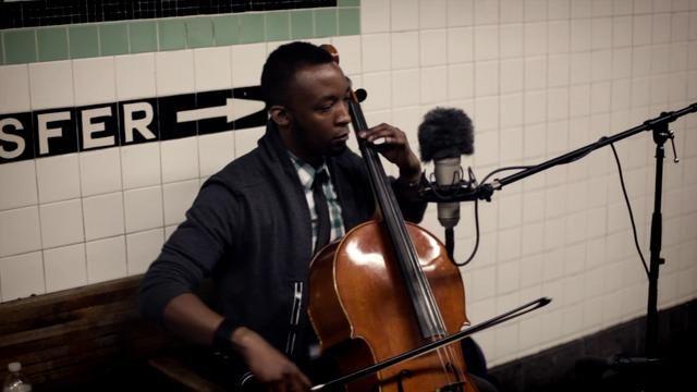 Gabriel Royal genial menestrel du metro new-yorkais