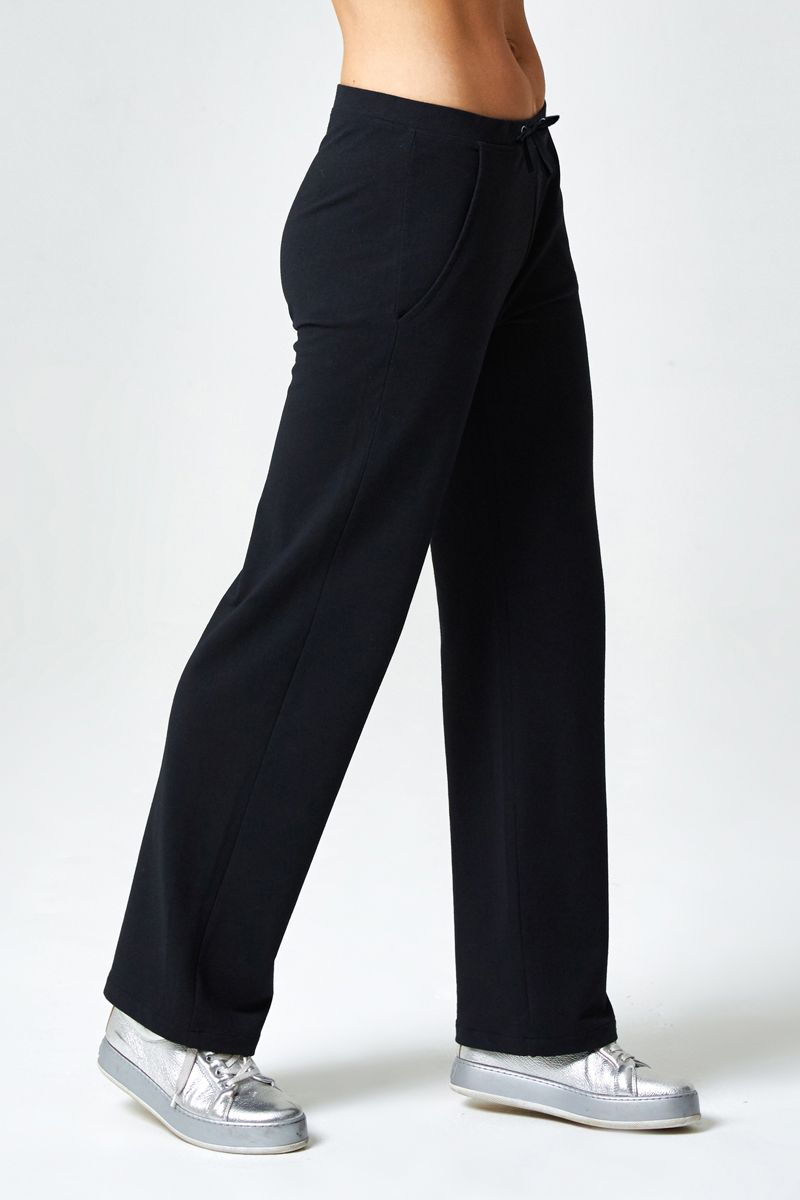 e602fad6 The Apartment Pant has been designed as the most comfortable, easy wide-leg  organic