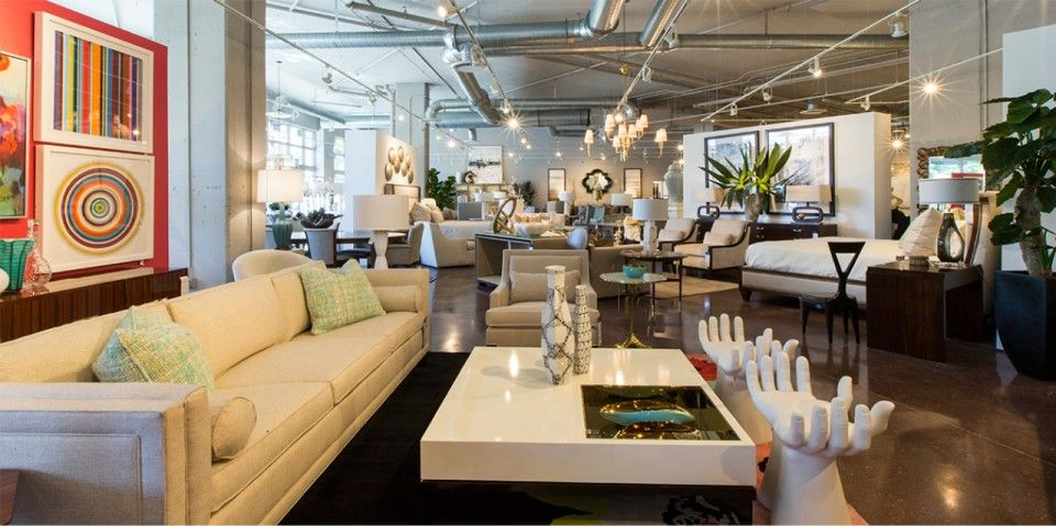 Robb Stucky Furniture Store Interior Design Studio Florida