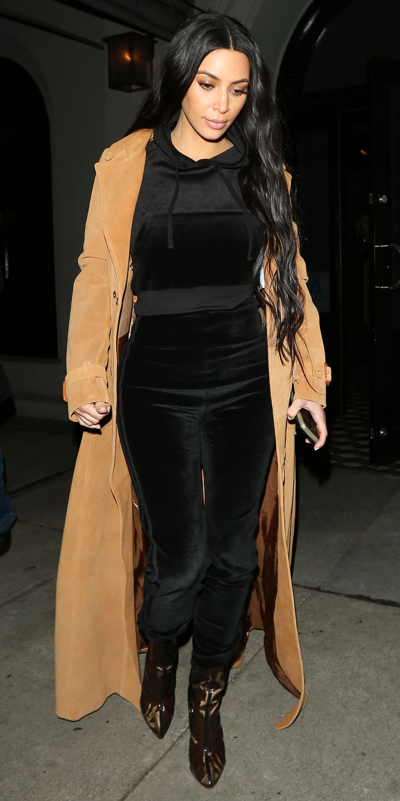 e03e170f451ec Kim Kardashian West s Best Street Style Moments - February 6