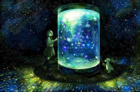 星屑アクアリウムのみやのイラスト Pixiv イラスト