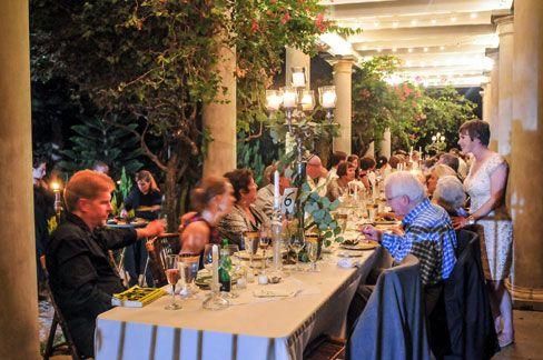 Sunken Garden Historic Spanish Point Sarasota