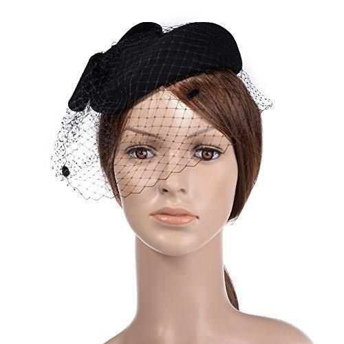 Material Woolen Veil Diameter Of Pillbox Hat 7 48 19 Cm Height Of Pillbox Hat 3 15 8 Cm Fascinator Hats Wedding Fascinator Hats Wedding Hats