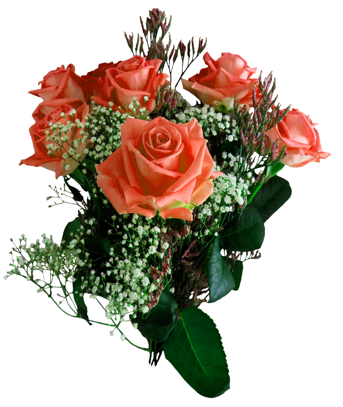 Newest For Rose Flower Bouquet Transparent Background in