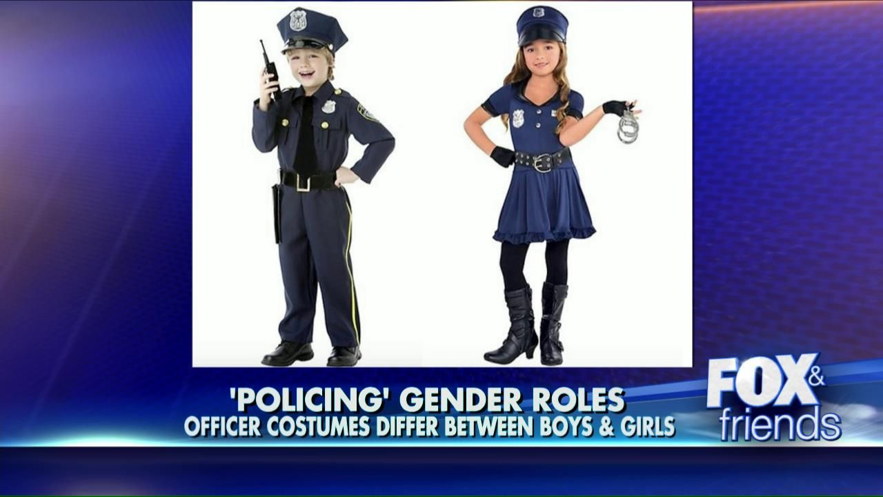 Viral READ: Mom Tears Into Party City Over 'Sexy Cop' Halloween ...