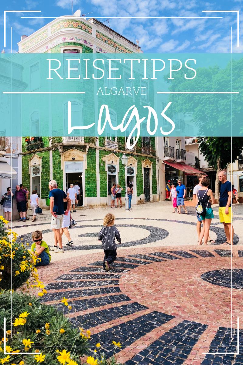 9 Lagos Sehenswürdigkeiten - Reisetipps für Stadt & Strand in Portugal ⋆ Child & Compass #bestplacesinportugal