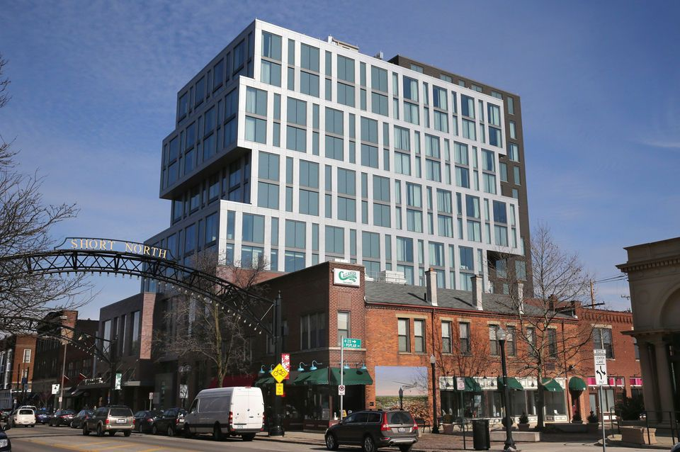 New Le Merin Hotel In Columbus Short North Is Chic Arty And