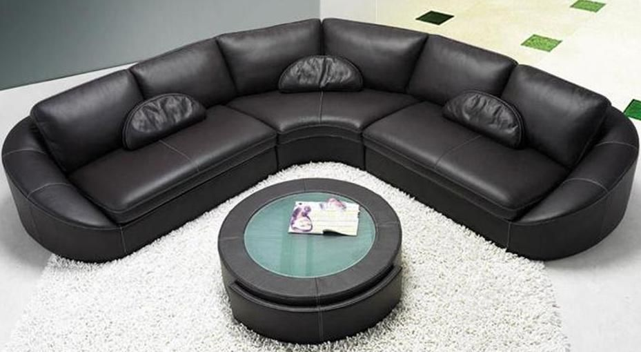 Luxurious Leather Curved Corner Sofa With Pillows Chandler Arizona V2224 Prime Clic Design Modern Italian Furniture Luxury Designer And Genuine