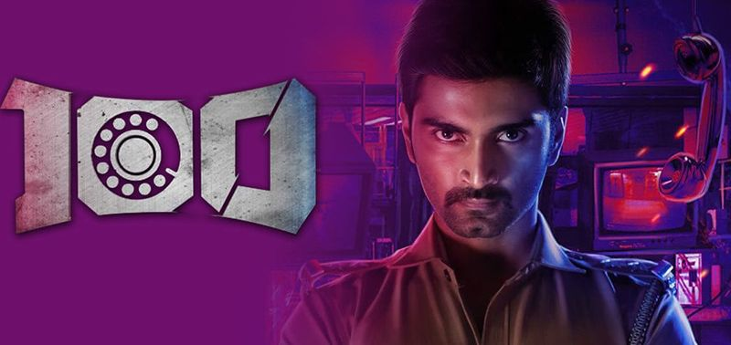 "Atharvaa Murali starrer ""100"" gets increased shows and screens"