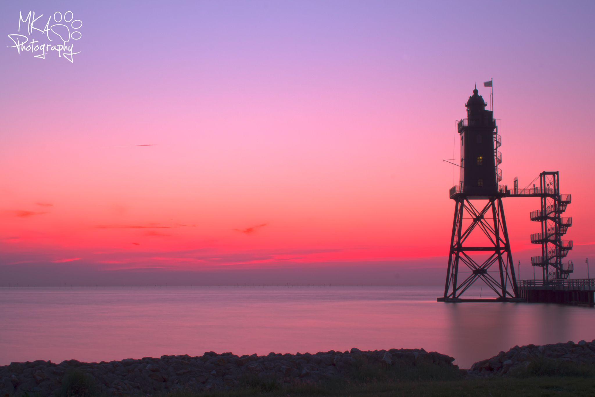 Leuchtturm Nordsee