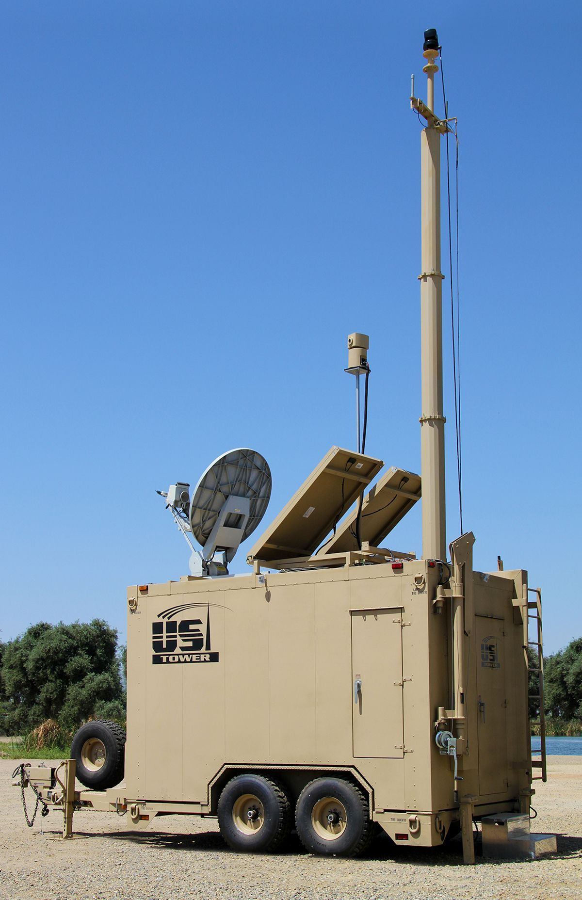 Us Tower S Command Control Communications And Tactical