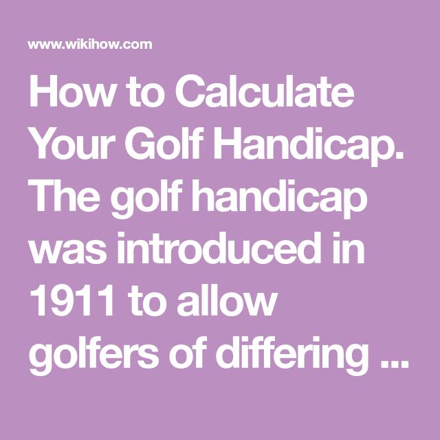 25+ Check my golf handicap viral