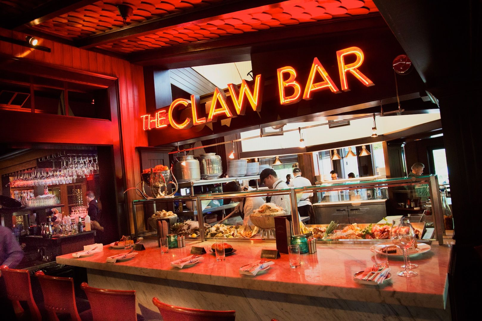 The Claw Bar At Tierneys Tavern The Claw Bar Naples