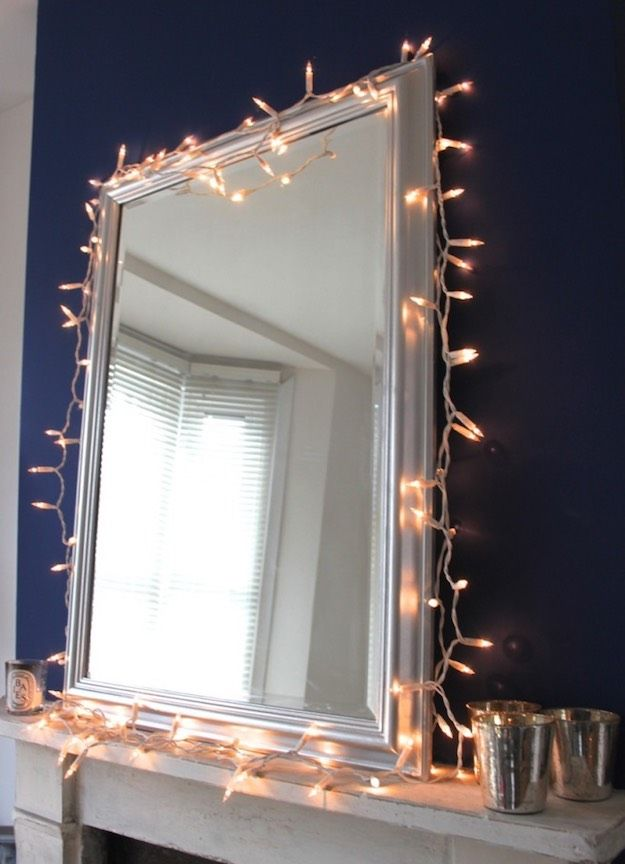 Creative Ways To Use Christmas Lights All Year Round Fairy
