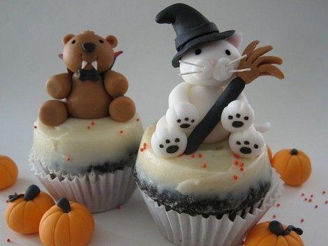 halloween cupcakes  (2)