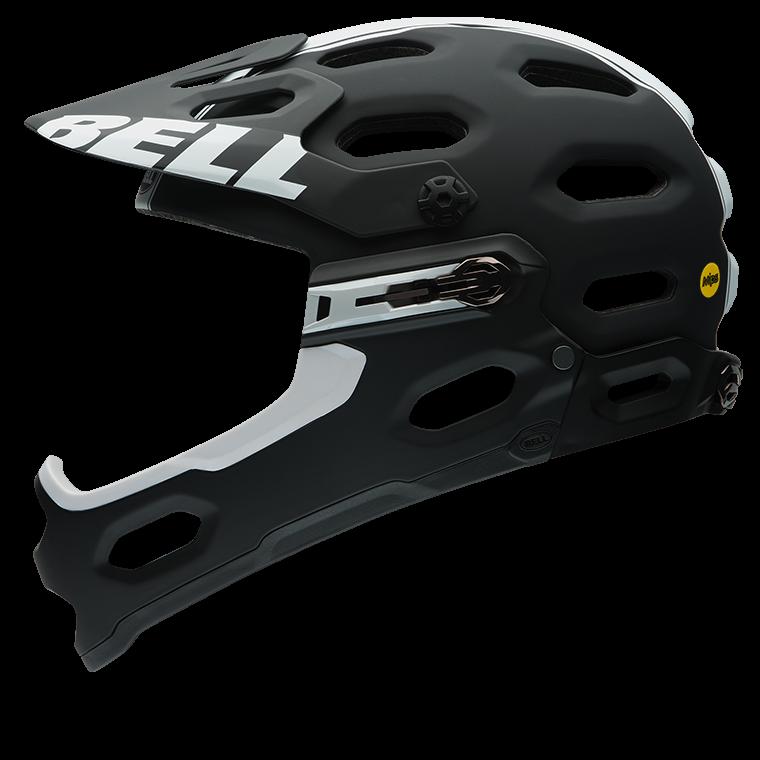 Super 2r Mips Equipped Zwart Helm Fietsen