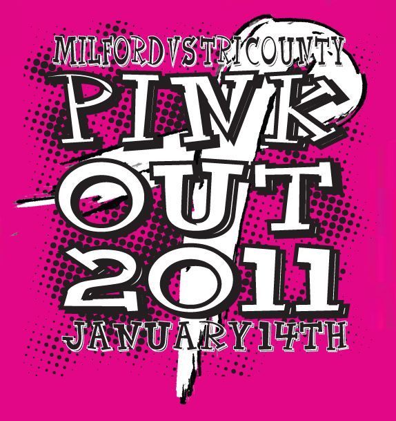 Pink Out Shirt Designs