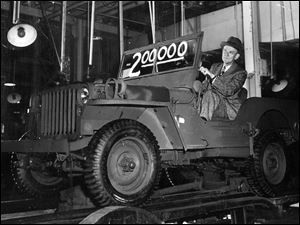 Happy 70th Birthday Jeep Willys Mb Willys Willys Jeep