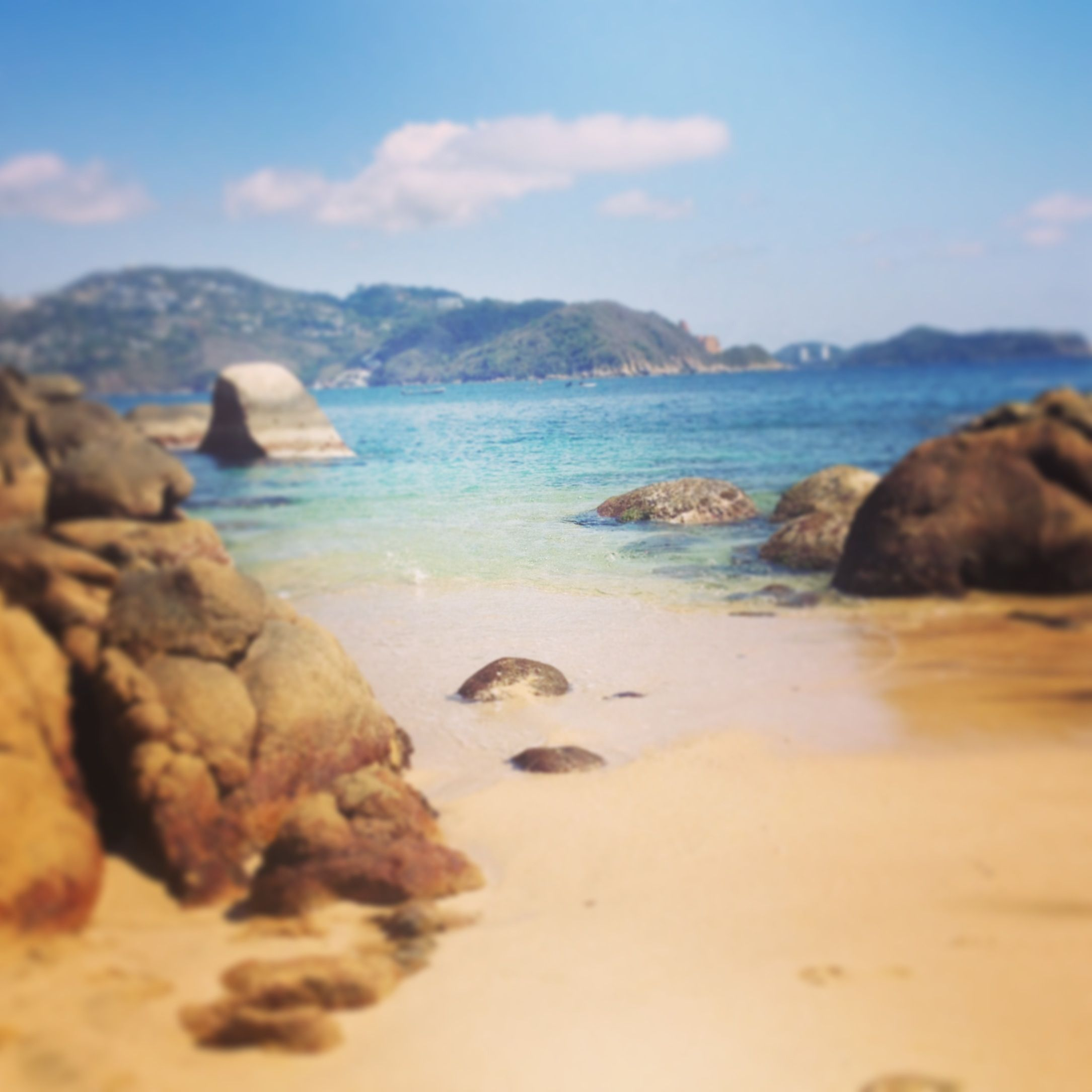 Playa Palmitas #Acapulco #Mexico