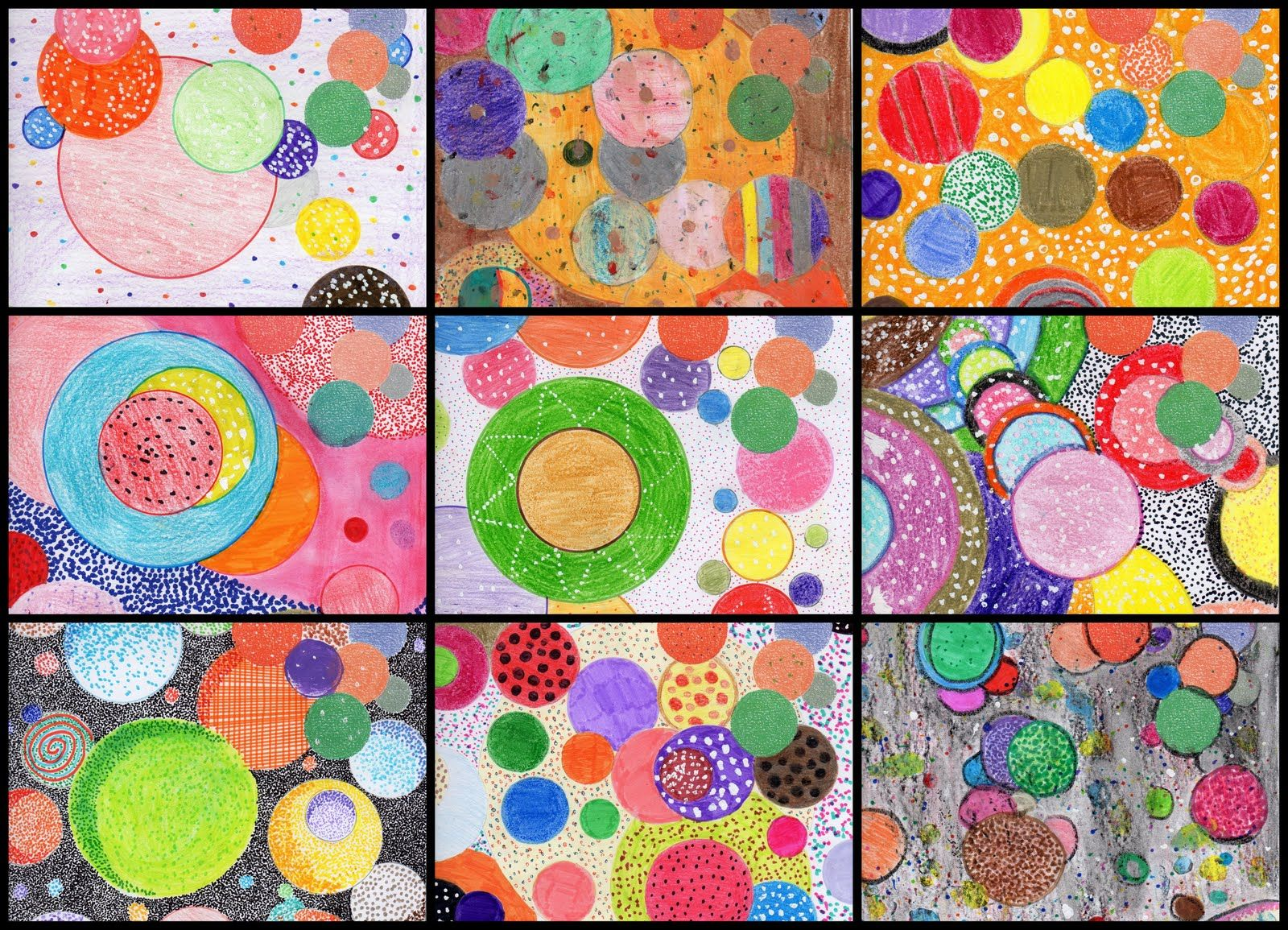 Resultado de imagen para trabajos de artes plasticas para for Caratulas de artes plasticas para secundaria
