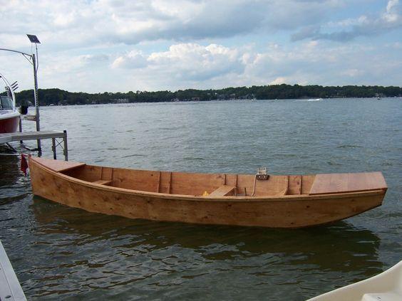 Building The Lumberyard Skiff Gling Sides You