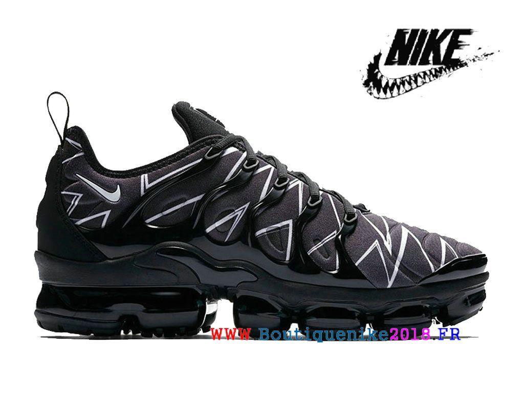 finest selection 870af c7ae6 Nike Air VaporMax Plus 2018 Chaussures de Basketball Nike TN Prix Pour Homme  White Black AJ6312-001-Nike Boutique de Chaussure Baskets Site Officiel ...