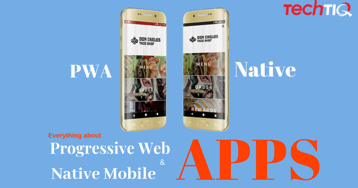 The Hidden Mystery Behind Progressive web Apps and Native
