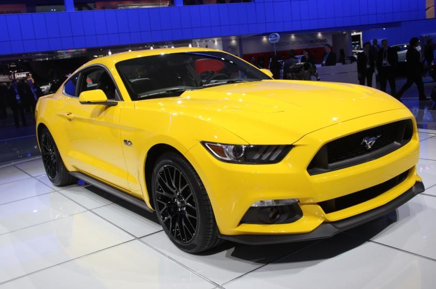 2015 Ford Mustang Right Hand Drive Picture Prices Specs And Performance Figures Ford Mustang 2015 Ford Mustang New Ford Mustang