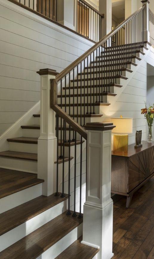 8 strange trends in decoration in 2020   Diy stair railing ...