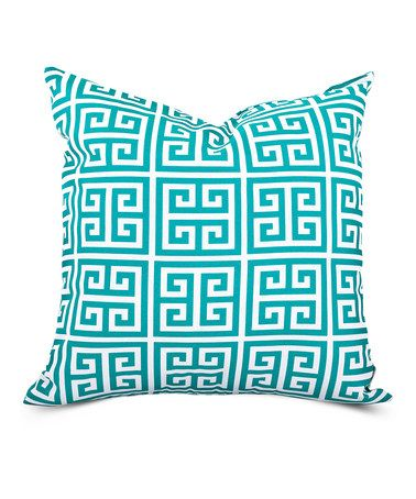 Look what I found on #zulily! Pacific Towers Indoor/Outdoor Extra-Large Pillow #zulilyfinds