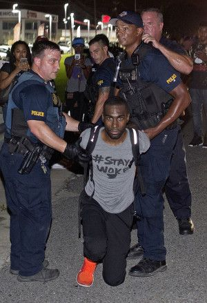 Activist DeRay Mckesson Freed After Arrest During Protest In
