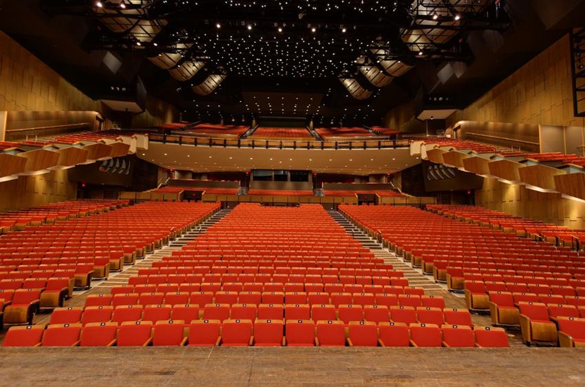 Queen Elizabeth Theatre Vancouver Concert Hall Vancouver Canada