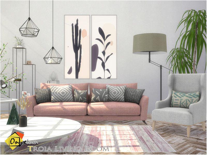 Onyxium's Troia Living Room