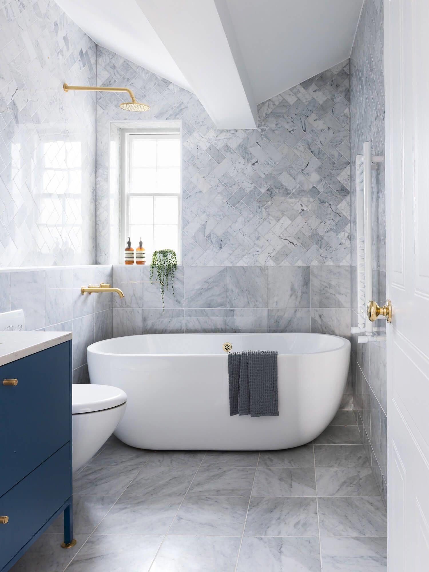 Beton Ist Unser Leben   Luxus Badezimmer #Doppel Dusche