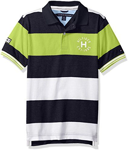 9ff3c3ebe Tommy Hilfiger Little Boys Toddler Samson Polo Swim Navy 3T * You can get  additional details at the image link.Note:It is affiliate link to Amazon.