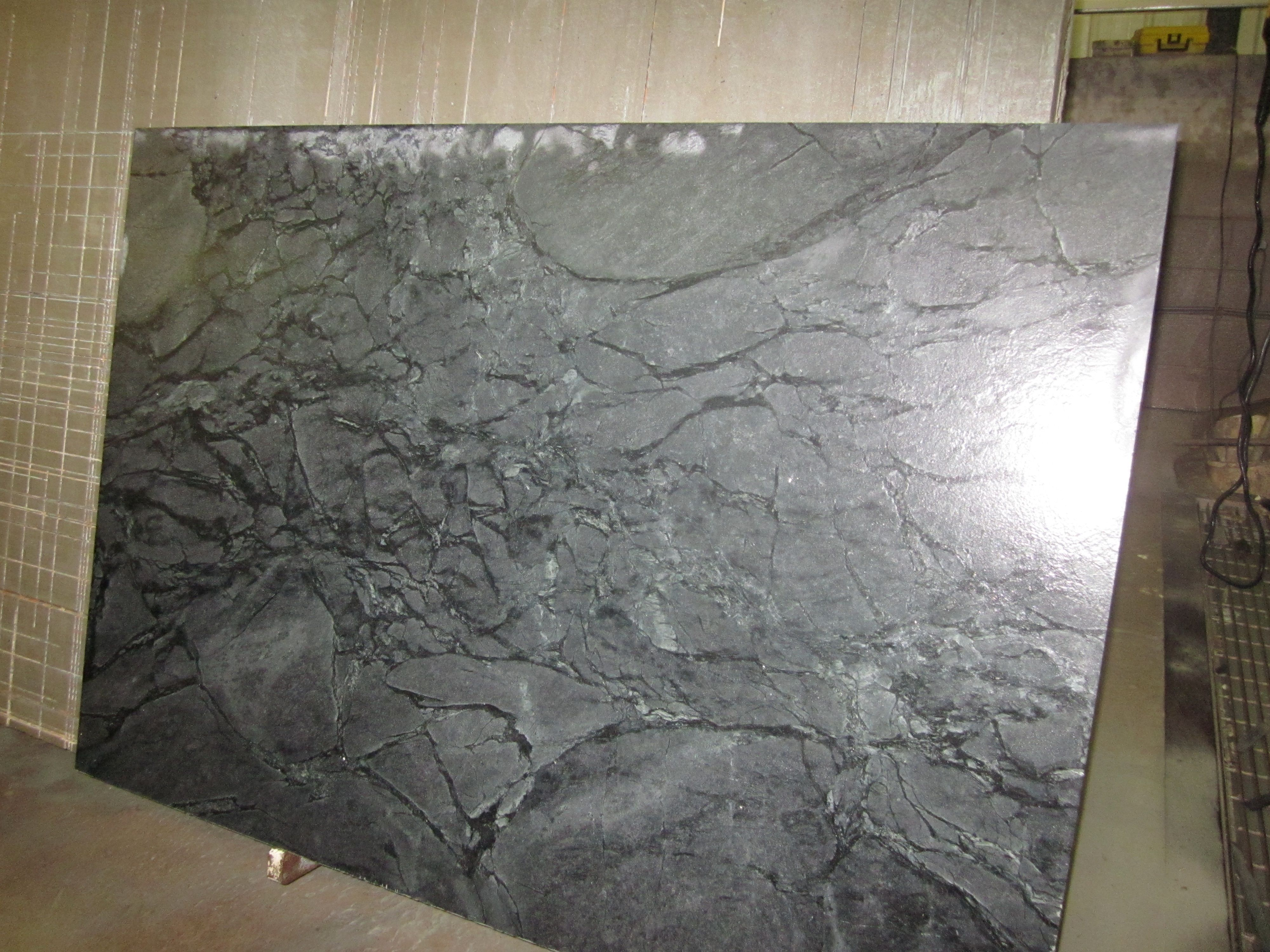 Our Natural Slate Counter Tops Are Excellent Choices For Kitchens And Bathrooms Blackcountert Cost Of Granite Countertops Countertops Fake Granite Countertops