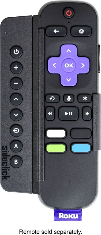 Sideclick Universal Attachment for Roku Streaming Player
