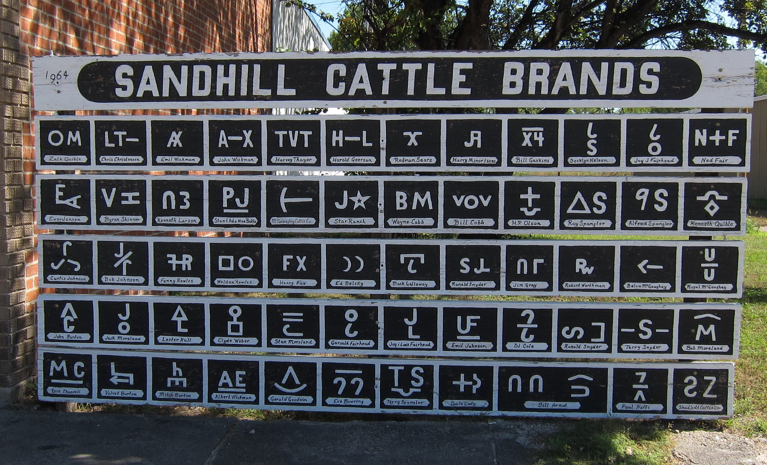 Pin by spencer sholly rtrarrt on livestock brands ranch signs myway buycottarizona