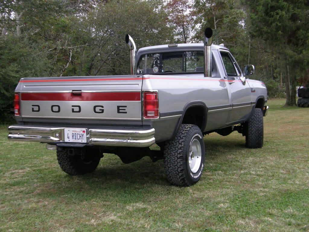 Lets see everybody s 1st gen s page 10 dodge cummins diesel forum